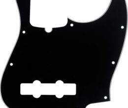 10-Hole Pickguard - for American Jazz Bass