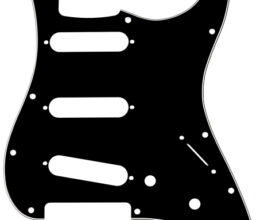 11-hole Pickguard - for American Stratocaster