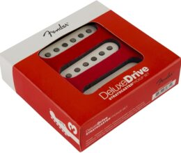 Deluxe Drive Stratocaster Pickups