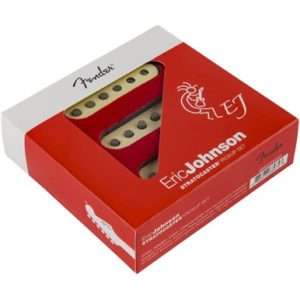 Eric Johnson Signature Stratocaster Pickups