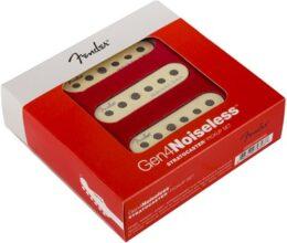 Gen 4 Noiseless Stratocaster Pickups