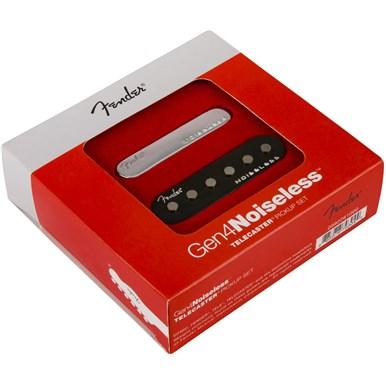 Gen 4 Noiseless Telecaster Pickups