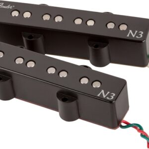 N3 Noiseless™ Jazz Bass Pickups