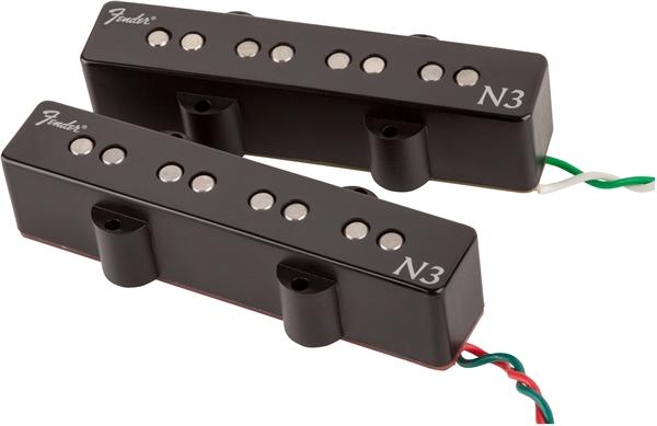 N3 Noiseless™ Jazz Bass Pickups