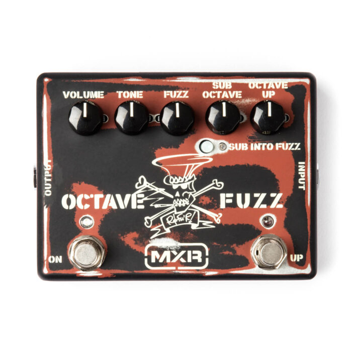 SLASH OCTAVE FUZZ
