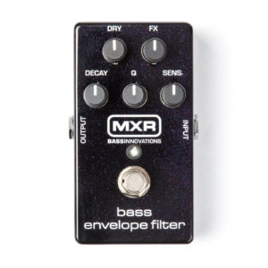 BASS ENVELOPE FILTER