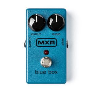 BLUE BOX OCTAVE FUZZ