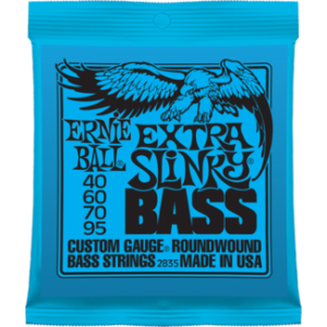SLINKY BASS STRINGS