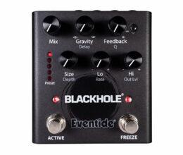 Blackhole Pedal Reverb