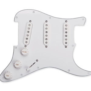CALIFORNIA 50'S LOADED PICKGUARD