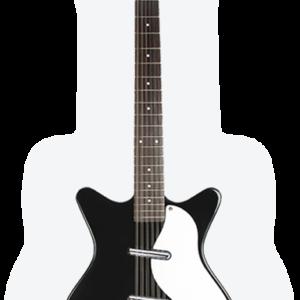 12SDC 12-STRING BLACK