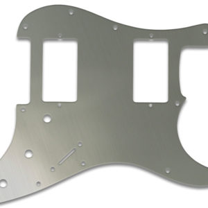 FENDER® BLACKTOP™ SERIES HH PICKGUARD