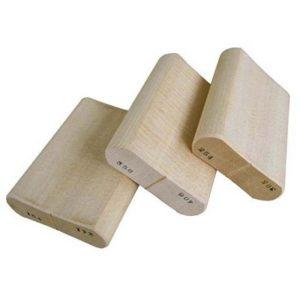 Double-Sided Radius Blocks