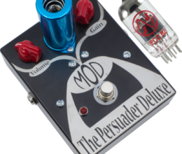 The Persuader Deluxe, Overdrive