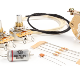 Deluxe Wiring Upgrade Kit - 3 Position Telecaster