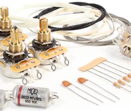 Deluxe Wiring Upgrade Kit - SG Standard