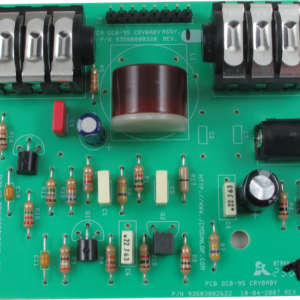 PC BOARD FOR CRYBABY