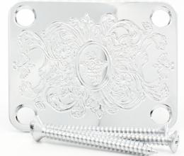 Artistic Engraved Chrome