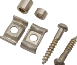 Relic Series String Guides aged nickel