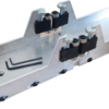 Fret Slotting Miter Box - For Guiding Fret Saws