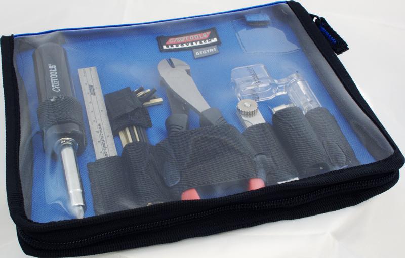 Guitar maintenance kits