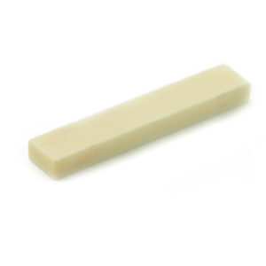 ACOUSTIC BONE NUT - 52.5mm X 10mm X 4.95mm (LUTHIER PACK 15)