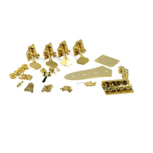 JAZZ BASS® UPGRADE KIT GOLD