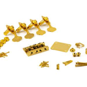 P BASS® UPGRADE KIT GOLD