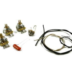 J BASS® WIRING KIT