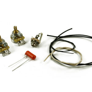P BASS® WIRING KIT