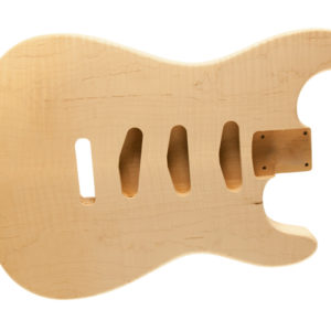 STRAT FLAME/ALDER - REAR CONTROL ONLY