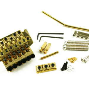 LOW PROFILE FLOYD ROSE® LIC. BRIDGE GOLD