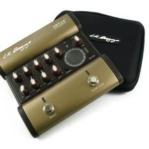 FULL ISOLATION DL/FOOTPEDAL WITH TUNER