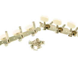 STEEL STRING TUNERS 3 ON A PLATE