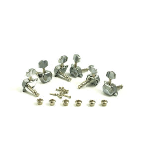 STEEL STRING TUNERS 6 INLINE INDIV.