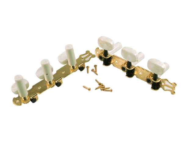 DELUXE CLASSIC TUNERS GOLD