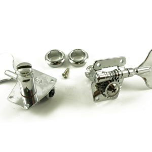 FULL SIZE 2 ON SIDE BASS TUNERS CHROME