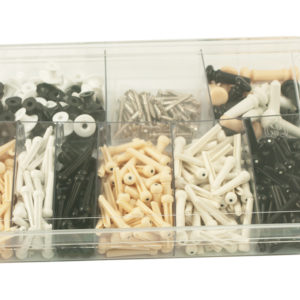 PREPACK END/BRIDGE PIN ASSORTMENT