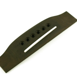 6 STRING BRIDGE EBONY