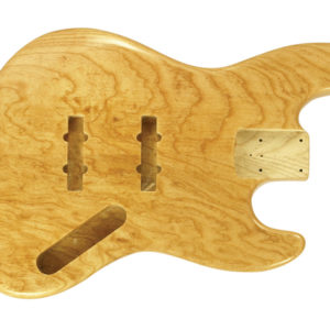 JAZZ BASS SWAMP ASH CLEAR