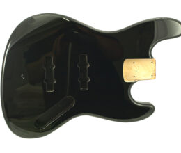 JAZZ BASS BLACK