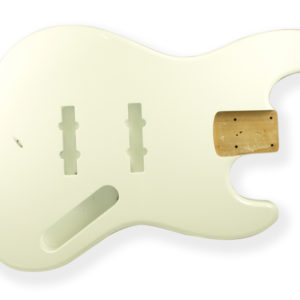 JAZZ BASS OLYMPIC WHITE