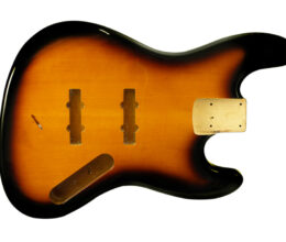 JAZZ BASS TOBACCO SUNBURST
