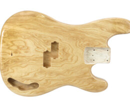 P BASS SWAMP ASH CLEAR
