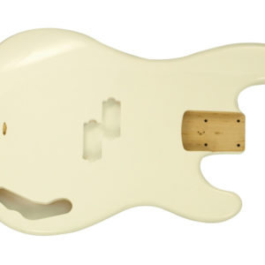 P BASS OLYMPIC WHITE