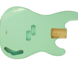 P BASS SURF GREEN