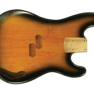 P BASS TOBACCO SUNBURST