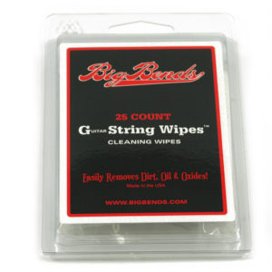 GUITAR STRING WIPES