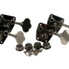 LARGE 4 IN LINE BASS TUNERS