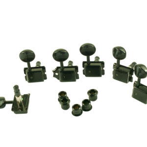 6 IN LINE VINTAGE LOCKING TUNERS